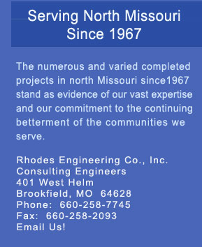 Consulting Engineers in Brookfield, Missouri, 660-258-7745